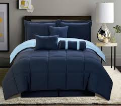 Solid Colored Comforters Brilliant Best 25 Navy Blue Comforter Sets Ideas On Pinterest Navy