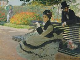 Drawings Of Children Working In A Garden Claude Monet 1840 U20131926 Essay Heilbrunn Timeline Of Art