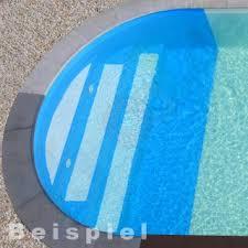 pool treppe dom composit pooltreppe römische treppe classic 4 stufig 2 5 m