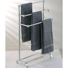 Bathroom Shelves For Towels Bathroom Towel Shelf Chrome Chrome Towel Shelves Bathrooms Steel