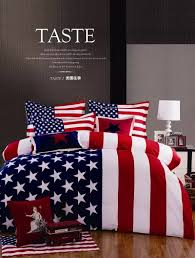 the stars and the stripes blue bedding christmas bedding holiday