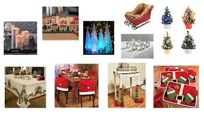 best decorations top 10 best christmas table decorations 2017