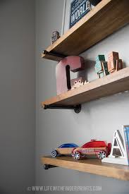 Industrial Pipe Bookcase Easy Industrial Pipe Shelves Life With Fingerprints
