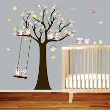 stickers pour chambre bébé fille sticker mural chambre bebe les plus beaux stickers muraux pour la