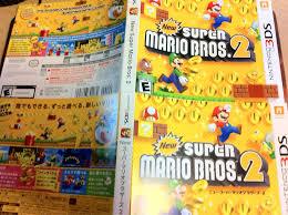 north american japanese super mario bros 2 cover comparison