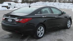 hyundai sonata information and photos momentcar