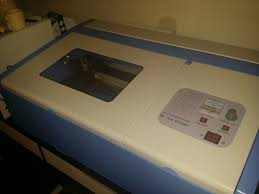 setup and maintenance of a 40w laser cutter from ebay richard