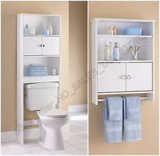 Bathroom Over Toilet Storage Over The Toilet Storage Ebay