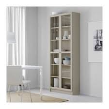 ikea bookcase with doors billy bookcase with glass doors beige ikea