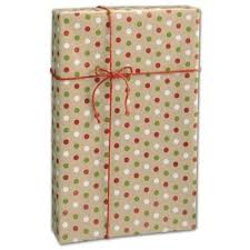 Wholesale Christmas Gift Wrap - dots printed wrapping paper wholesale discounts bags u0026 bows
