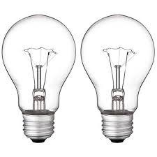 60 watt a19 vibration resistant light bulb 2 pack 5t709 lamps