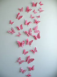 Butterfly 3d Wall Art by Joyous Images For Together With Butterfly Wall Decor Butterfly
