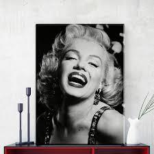 chambre marilyn zz1136 toile encadrée modulaire image imprimer marilyn