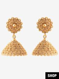 photo of earrings ethnic earrings rs 500 jhumkis chaandbaalis danglers