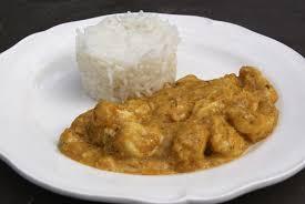 agneau korma cuisine indienne poulet korma inde la p tite cuisine de pauline