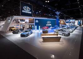 Home Design Show Los Angeles Hyundai Exhibition At The 2015 Laas By Czarnowski Los Angeles