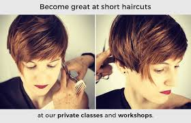 haircut with weight line photo precision haircutting workshops private classes laara