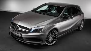 mercedes a class 45 amg this is the mercedes a 45 amg top gear