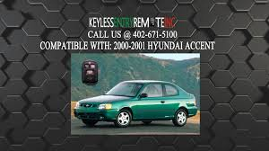 2002 hyundai accent battery how to replace hyundai accent key fob battery 2000 2001
