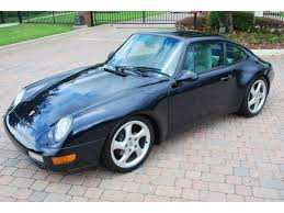 911 porsche 1995 for sale 1995 porsche 911 coupe german cars for sale