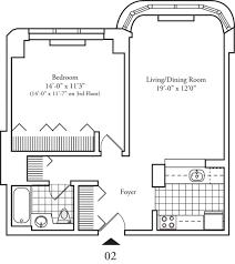 Manhattan Plaza Apartments Floor Plans 140 Riverside Boulevard Apartments In Upper West Side