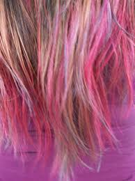 How To Dye Hair Two Colors Fun With Hair How To Tip The Ends Of Your Hair Fun Colors