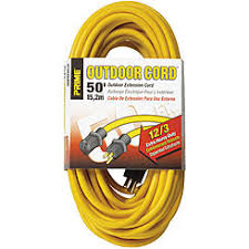 prime wire cable extension cords 0 25 ft kmart