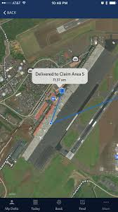 Delta Route Maps by Delta Gives Customers First Ever Map View Of Bag U0027s Journey Delta