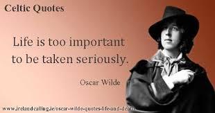 wedding quotes oscar wilde oscar wilde quotes on and ireland calling