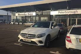 mercedes dealership inside mercedes benz glc does it pass the dog test parkers