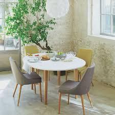 table ronde et chaises table ronde de salle a manger table chaise salle a manger maison