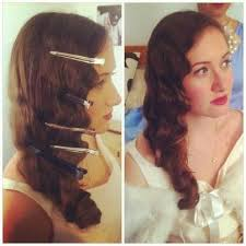easy 1930 hair 17 best 1930s fashion show hair images on pinterest hair dos