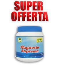 magnesio supremo composizione vitamine e minerali di magnesio per sportivi ebay
