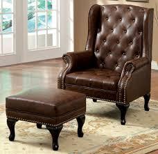 buy furniture america cm ac6801 vaughan accent chair in rustic