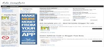 templates for blogger for software 10 professional adsense ready blogger templates jeypreview
