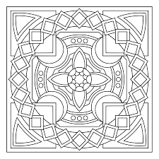 printable mandala coloring pages good tips pinterest