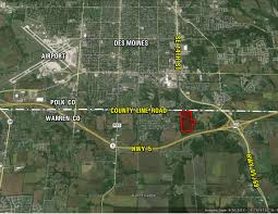 Property Line Map Listing 13953 82 00 Acres Warren County Ia Peoples Company