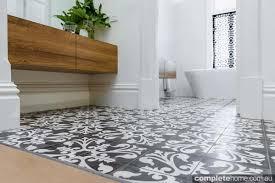 patterned tile bathroom florentine style patterned tiles completehome