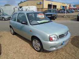 used nissan micra 2003 for sale motors co uk