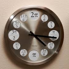 Unusual Clocks by Math Clock It U0027s About Pi 2 Past 2pi 3 Laughing Easy Flickr