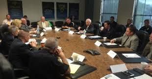Jenkins Table L Rep Jenkins Hosts Epidemic Roundtable