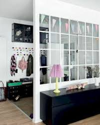 Room Divider Walls by Walls Or Extremely Tall Room Divider With Dark Material To Block