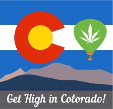 Colorado Flag Marijuana Great Marijuana Migration Immigrants Move To Colorado Seeking