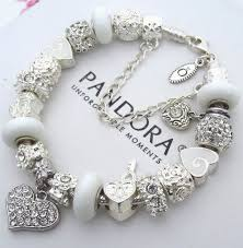 beaded bracelet charms images Awesome design pandora bracelet charm merry charms bracelets best jpg