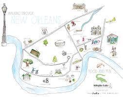 Map Of New Orleans Louisiana 9 Top Things To Do In New Orleans During Mardi Gras A Taste Of Koko