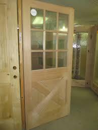 9 Lite Exterior Door 1 2 Lite Evergreen Floors And Doors