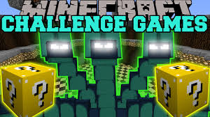 Challenge Minecraft Minecraft Hydra Challenge Lucky Block Mod Modded Mini