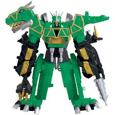 Megazord Halloween Costume Power Rangers Dino Super Charge Limited Edition Dino Charge