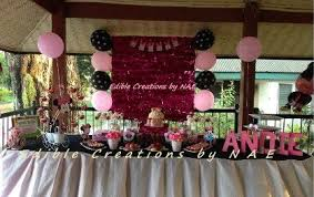 dessert candy buffet any theme set up from edible creations by nae
