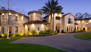 mediterranean mansion 10 000 square foot mediterranean mansion in the woodlands tx